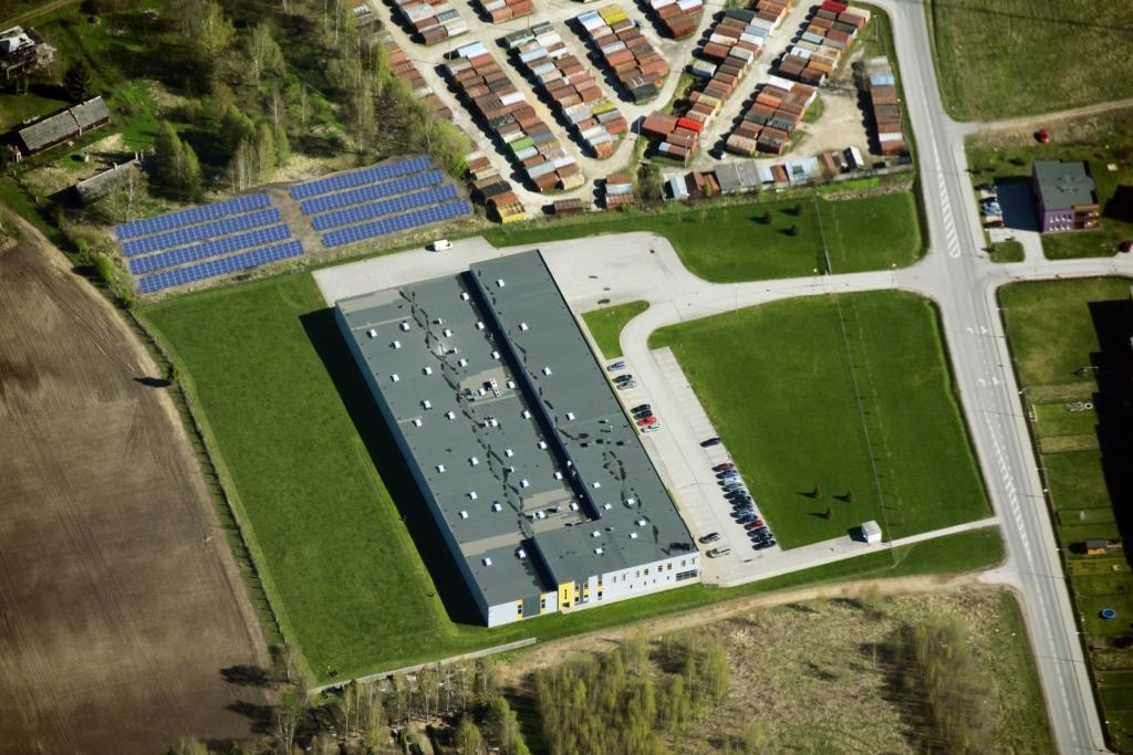 Eesti Energia ehitab Tartu külje alla päikeseelektrijaama