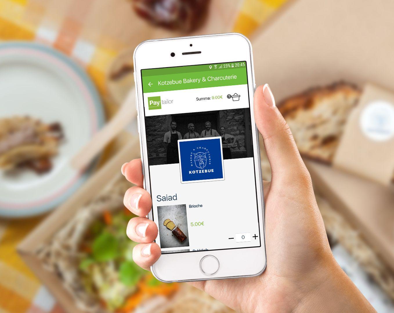 Eesti idufirma lanseeris ainulaadse e-poe mobiilses rahakotis