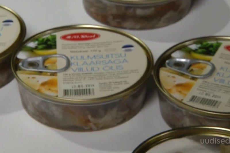VIDEO! Eesti aasta parimaks toiduaineks valiti külmsuitsu klaarsäga viilud