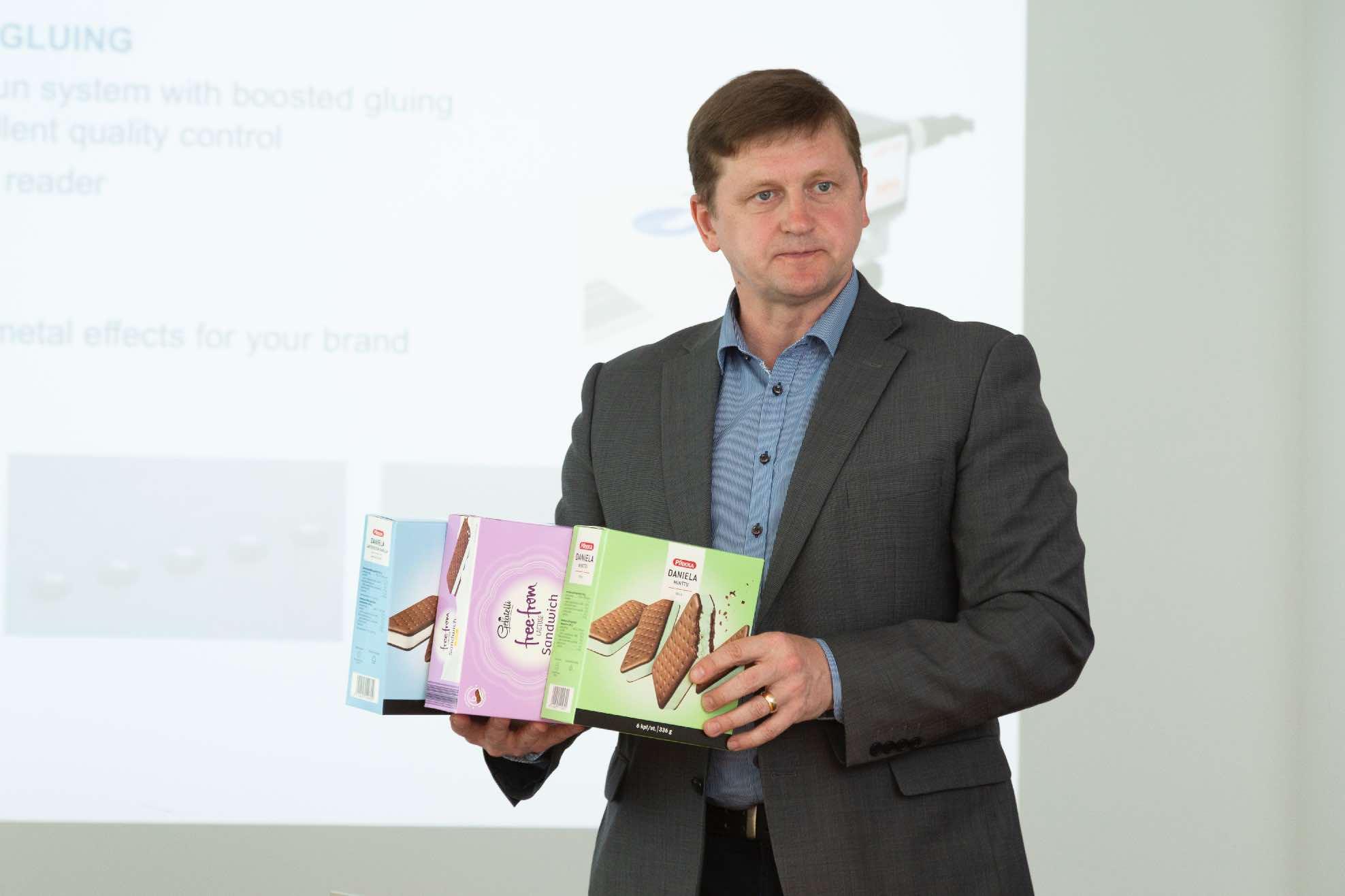 Eesti suurima kartongipakendite tootja A&R Cartoni ligi 5 miljonit maksnud laiendatud tehas on valmis