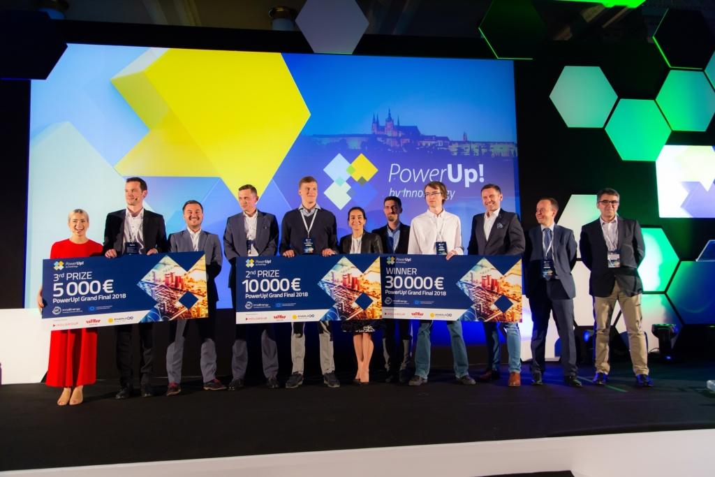 Rahvusvahelise idufirmade konkursi PowerUp! võitis Eesti firma