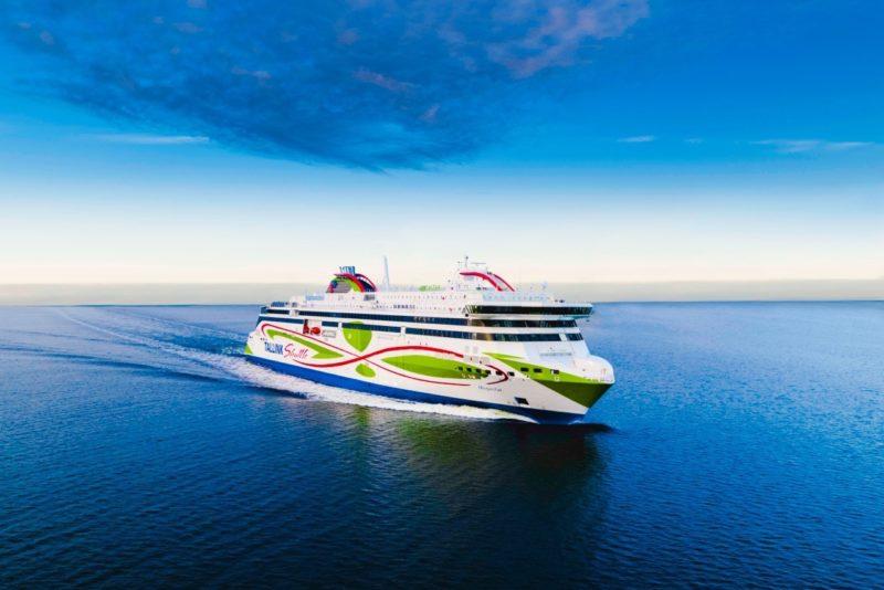 Tallinki reisijatearv kasvas mais