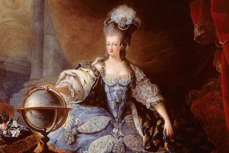 Oksjonil müüdi rekordilise hinnaga Marie Antoinette'i ripats