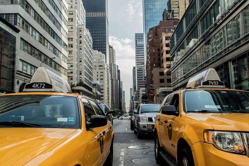 EAS avab esinduse New Yorgis