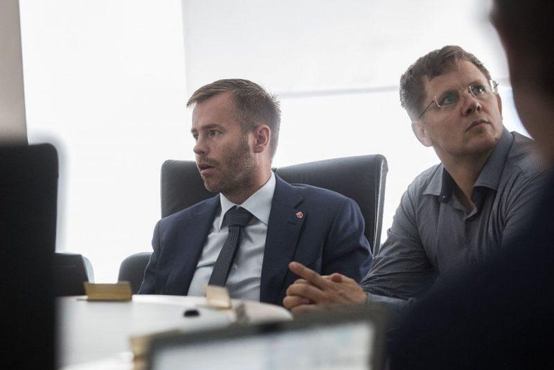 Ettevõtlusminister arutas maapiirkondade rahastamisvõimaluste parandamist