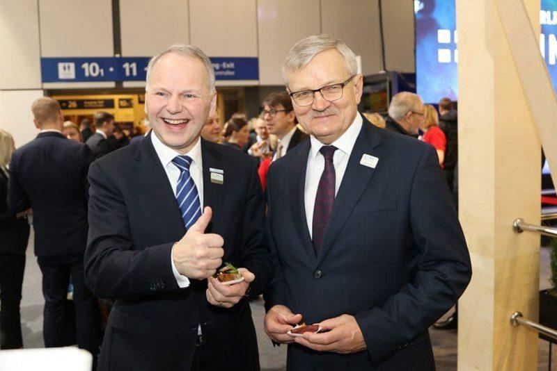 Maaeluminister Grüne Wochel: Saksa tarbijas huvi äratamiseks tuleb pidevalt tööd teha