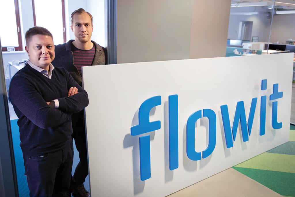 Eesti tarkvarafirma Flowit kasvatas kasumit
