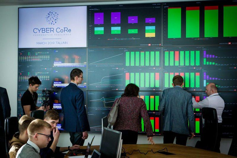 Tallinnas toimub ainulaadne erasektorile mõeldud küberõppus