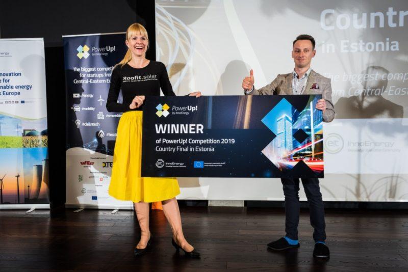 Selgus, kes esindab Eestit Kesk- ja Ida-Euroopa roheidufirmade konkursil