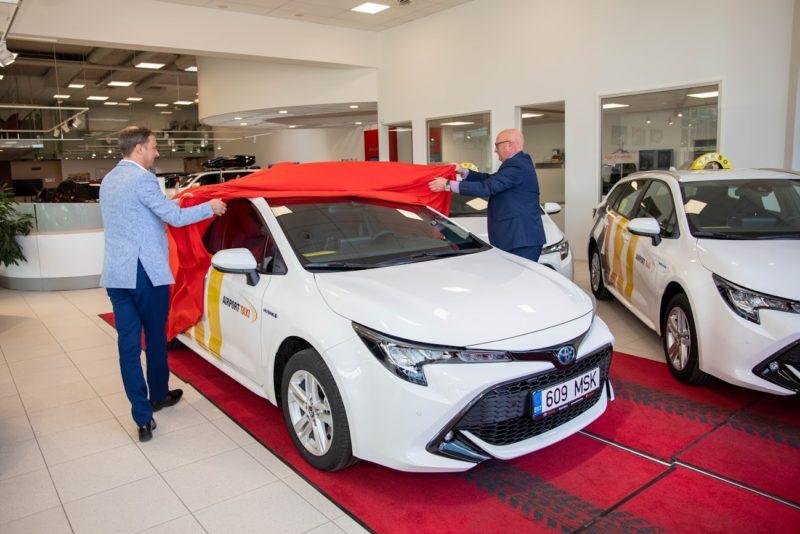 Tulika vahetab kogu autopargi alternatiivkütusel sõitvate autode vastu