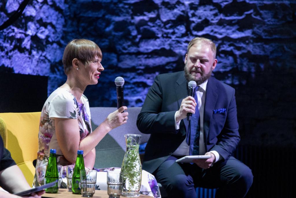 Vastutustundliku Ettevõtluse Gala – Kersti Kaljulaid