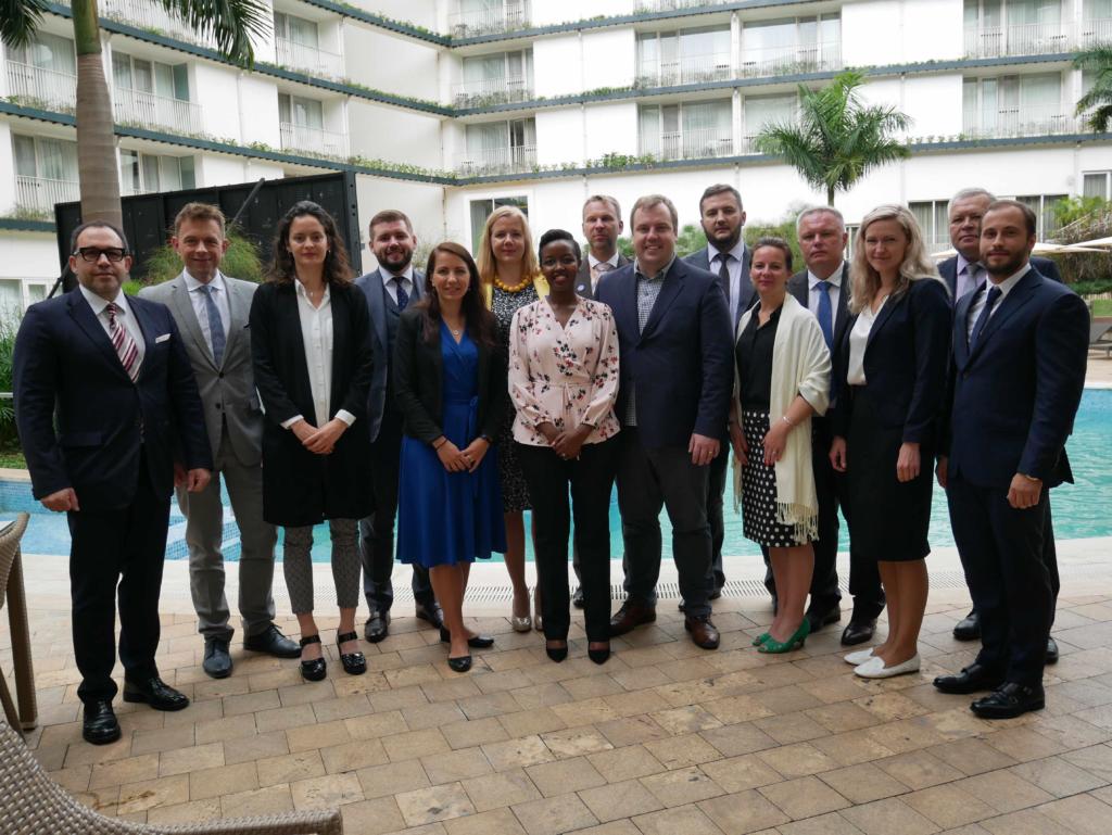 Eesti ettevõtjad on Aafrika innovatsioonifoorumil
