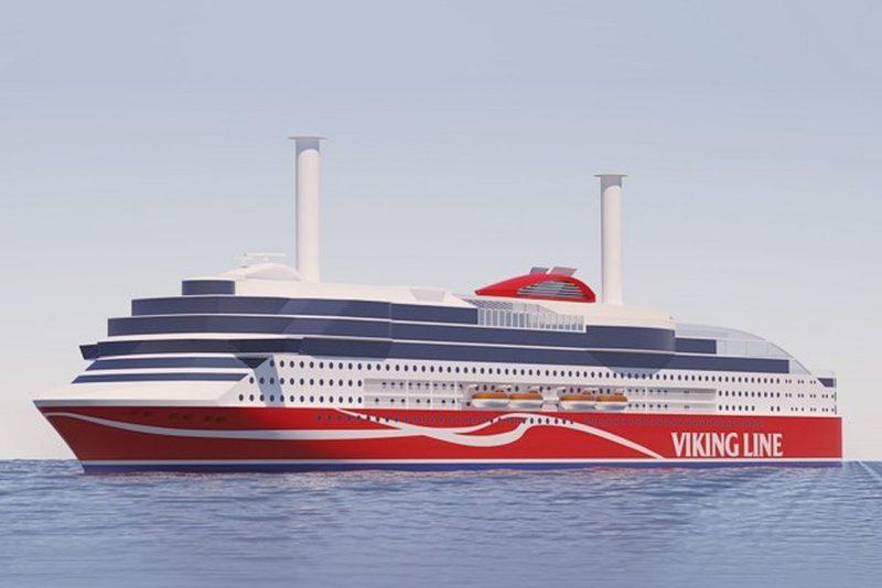 Mis pannakse Viking Line'i uue laeva nimeks? Arielle? Estelle? Või midagi veel?