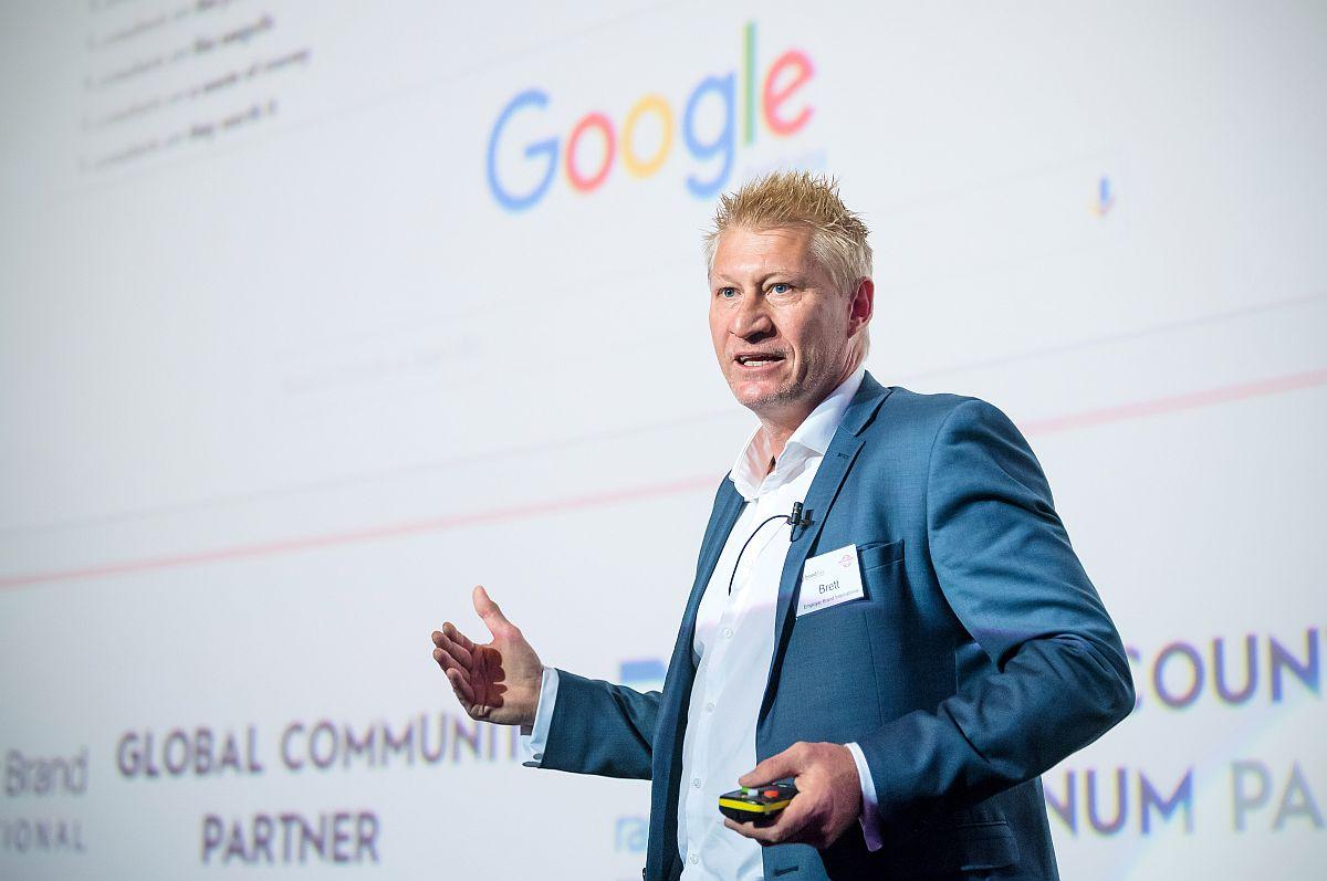 Tööandja brändingu superkonverents: Brett Minchington Eestis