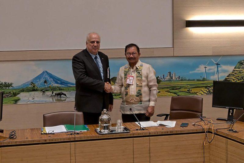 Eesti soovib elavdada kaubavahetust Filipiinidega