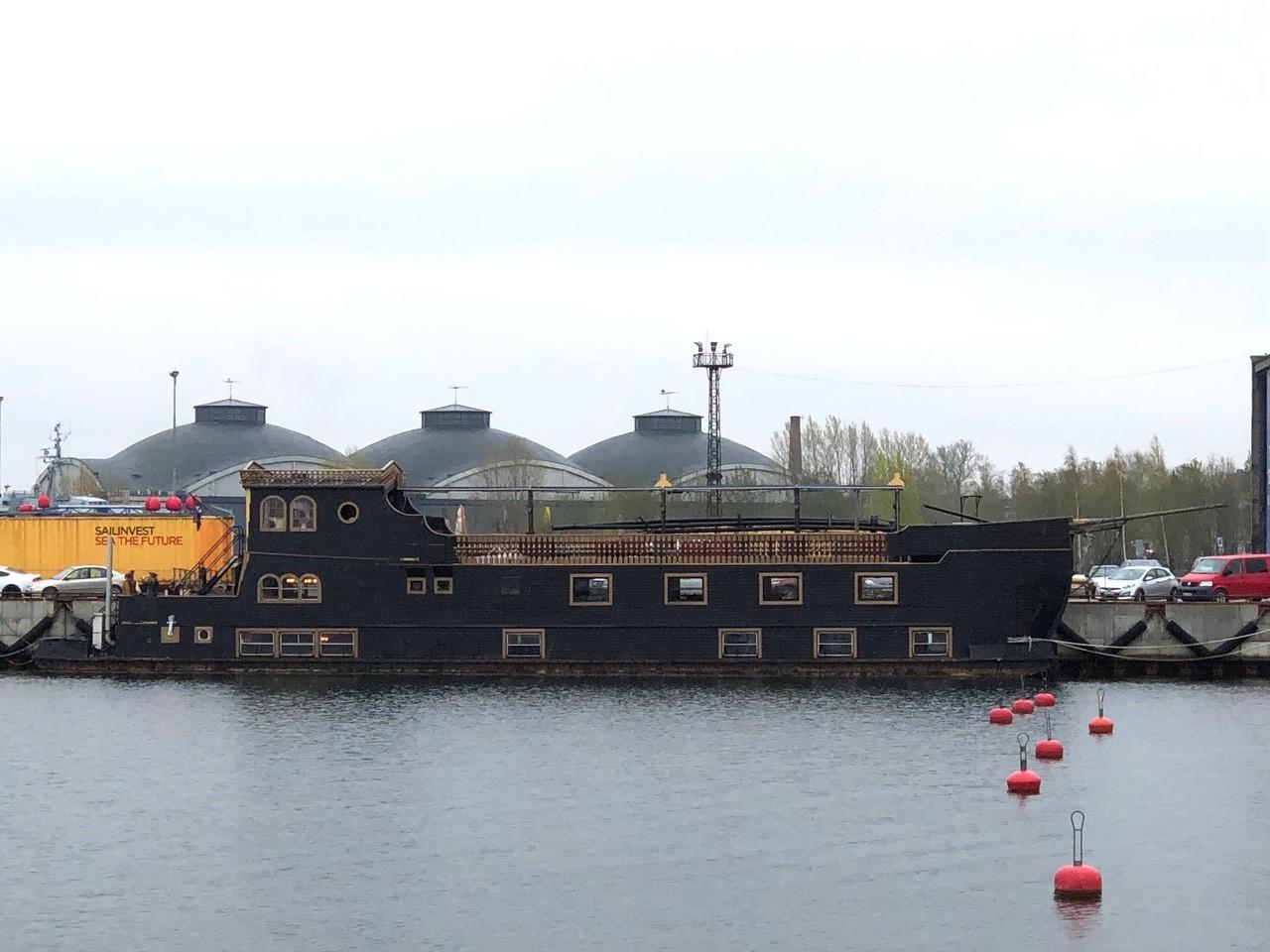 laev Victoria väljast