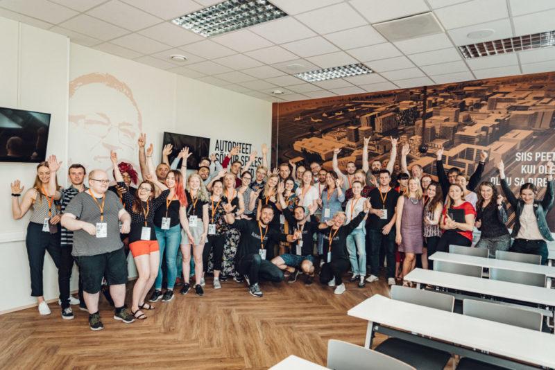 Euroopa tudengid käisid Eesti ettevõtteid tuunimas