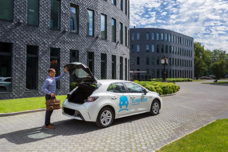 ELMO Rent suurendab suvega autoparki kolmandiku võrra