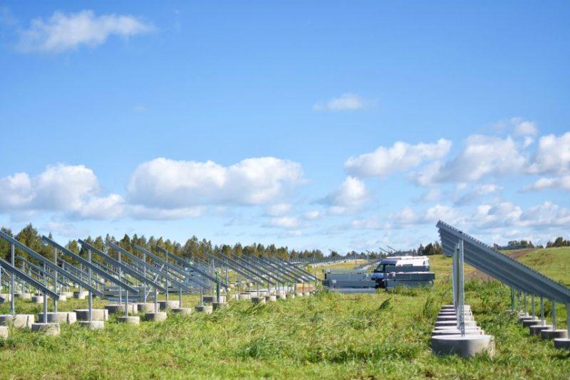 Pärnus avati Eesti suurim päikeseenergiajaam