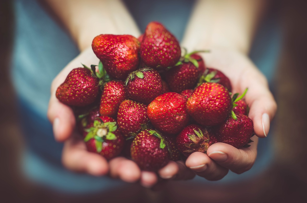 maasikas.Pixabay