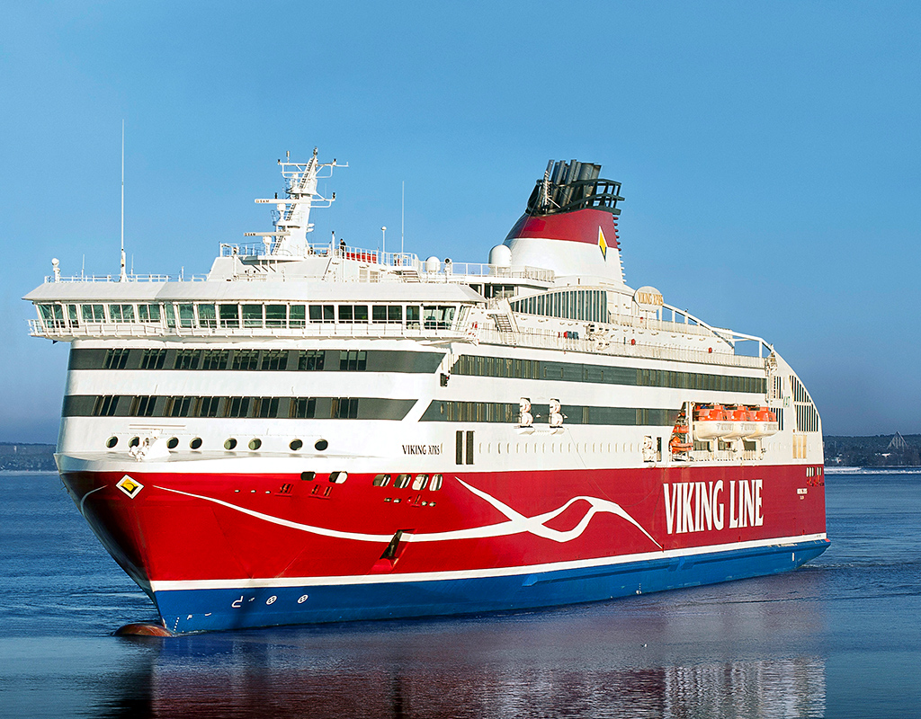 Viking Line tegi juulis kõigi aegade teise tulemuse!