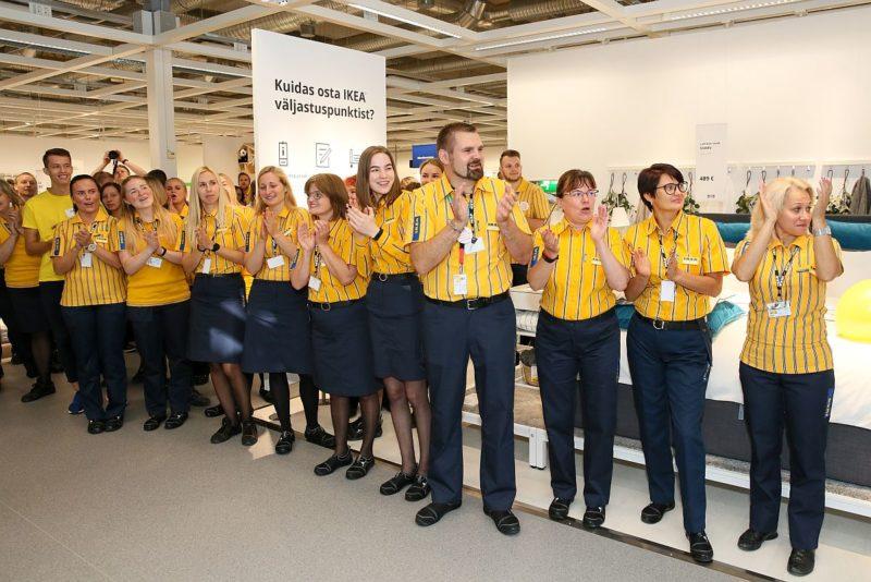 FOTOD! Ikea avas Eestis e-poe