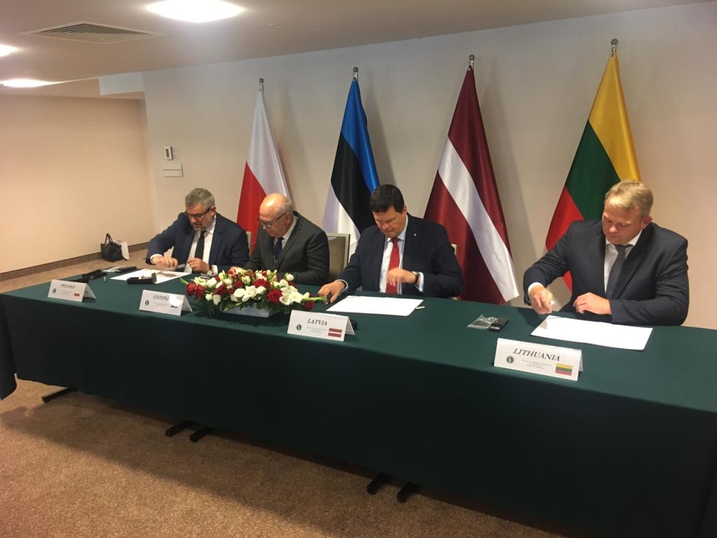 Põllumajandusministrid allkirjastasid ühisdeklaratsiooni