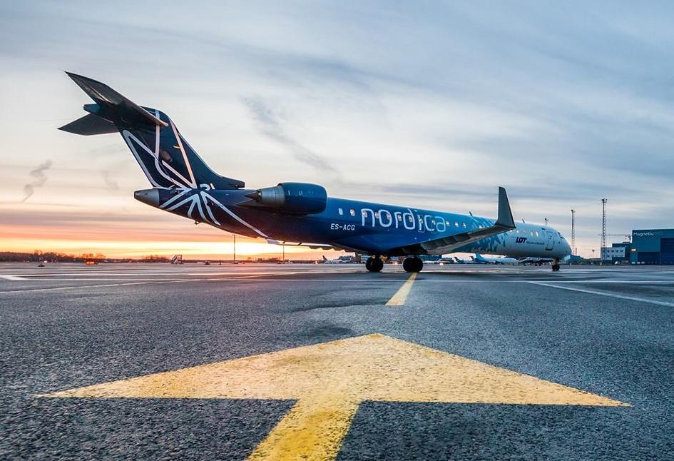 VIDEO I Nordica tütarfirma Regional Jet laieneb ja loodab jõuda suure kasumini