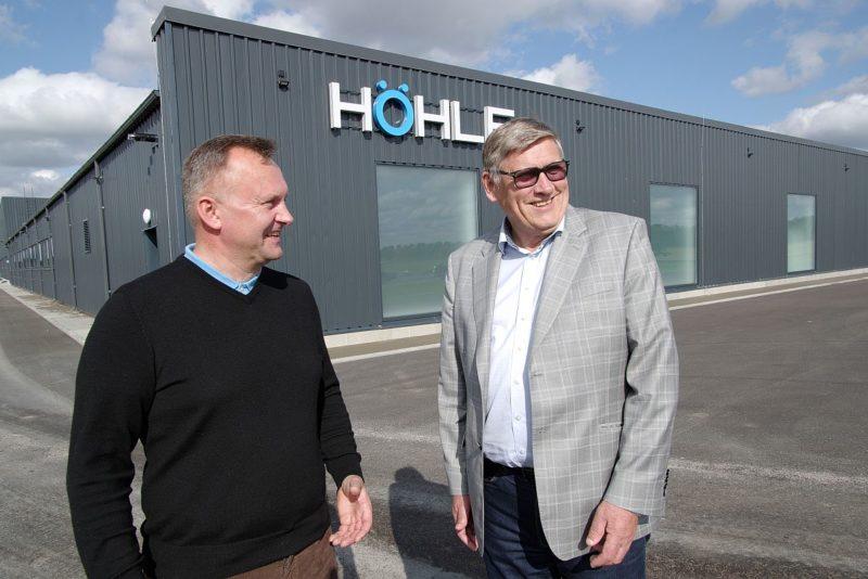 FOTOD: torutootja Höhle avas Raplamaal teise tehase