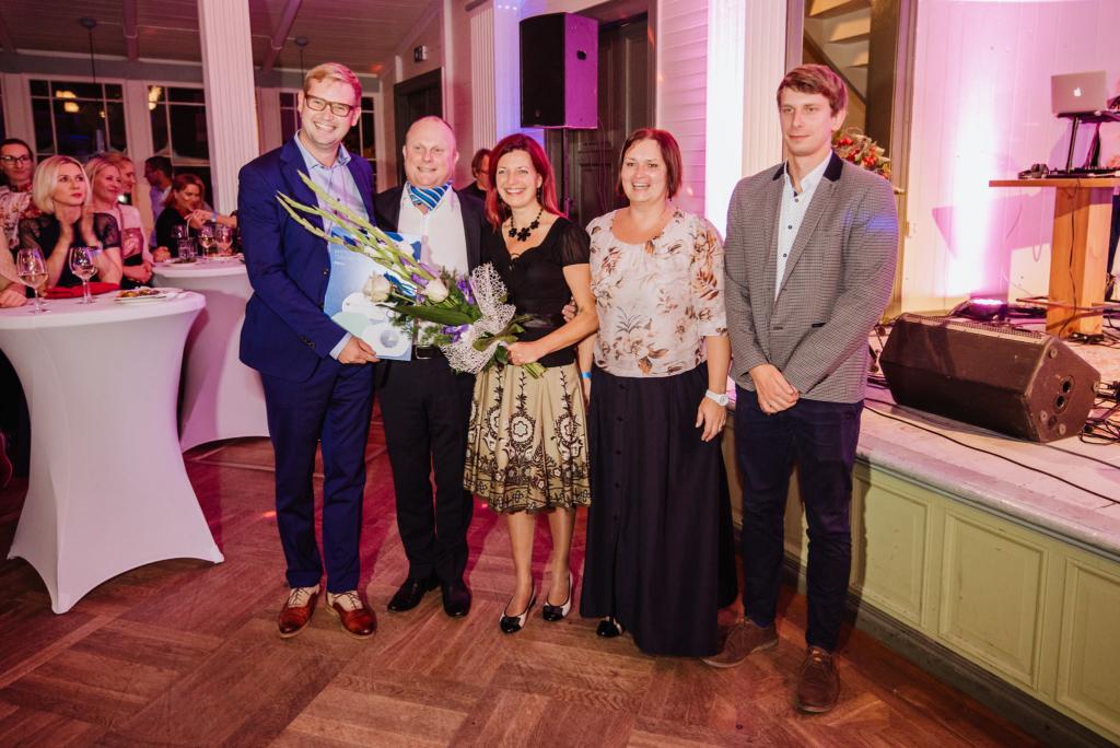 FOTOD: üle-eestilisel konverentsil jagati turismiauhindu