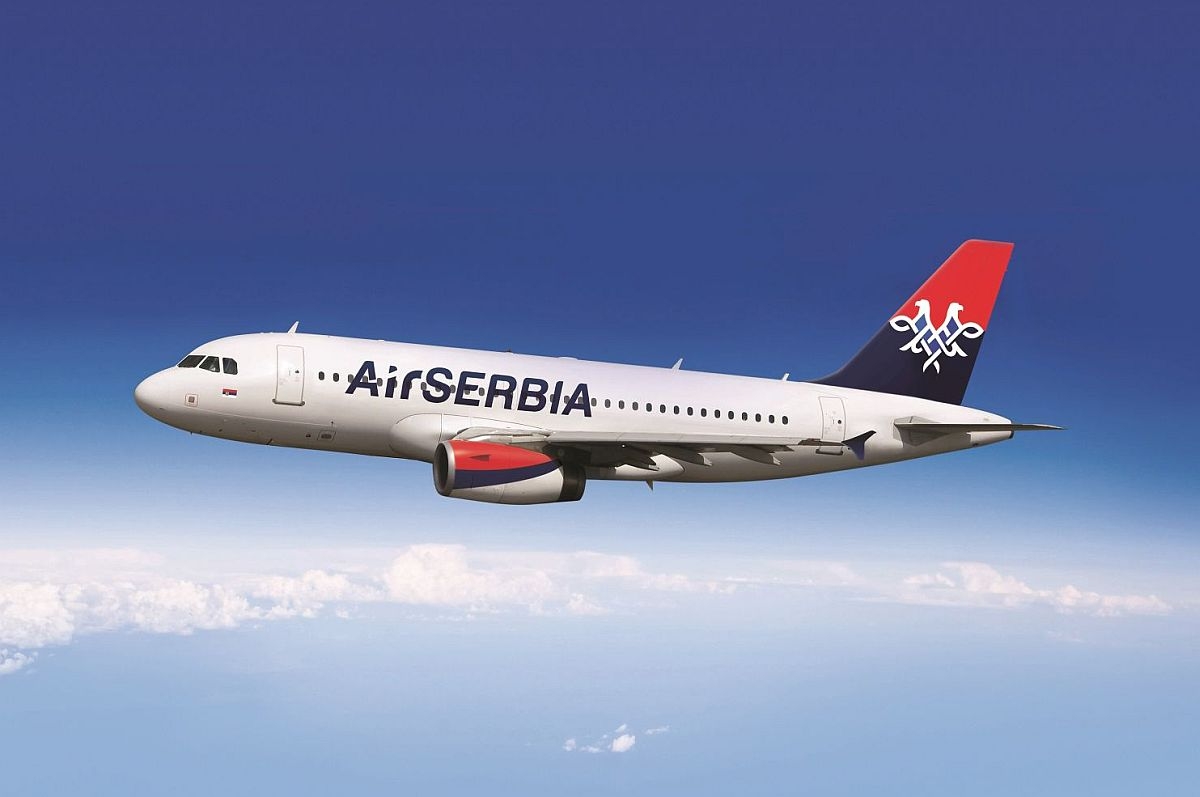 Finnair alustas koostööd Air Serbiaga