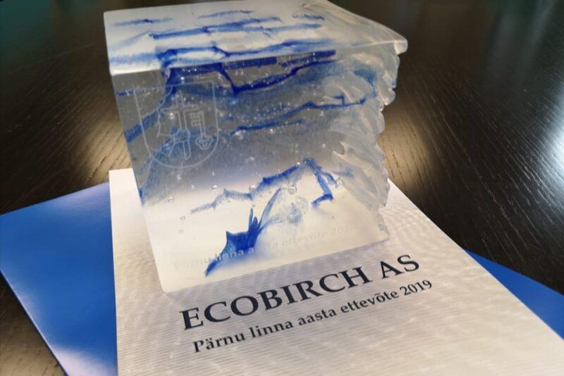 Pärnu linna aasta ettevõte on Ecobirch