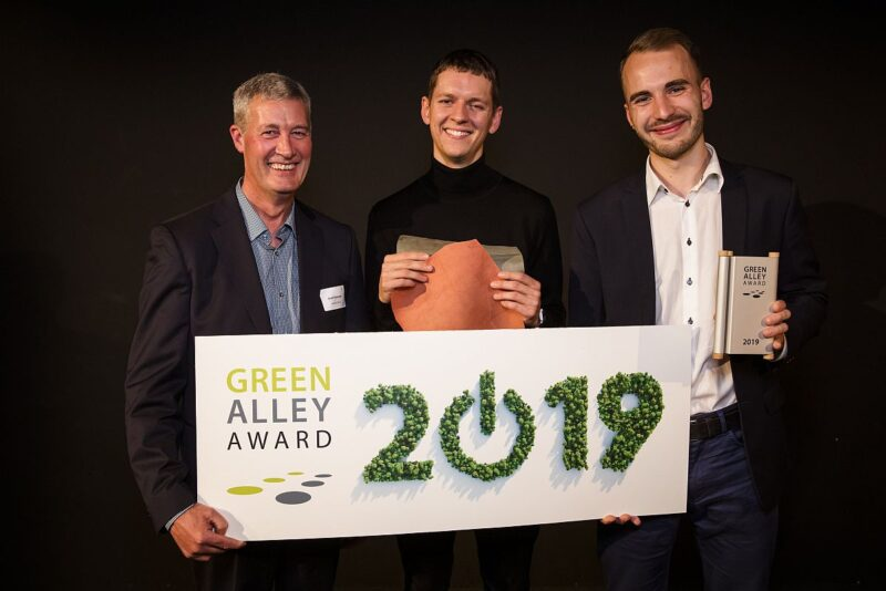 Eesti idufirma Gelatex võitis rahvusvahelise ringmajandusvõistluse Green Alley Awardi