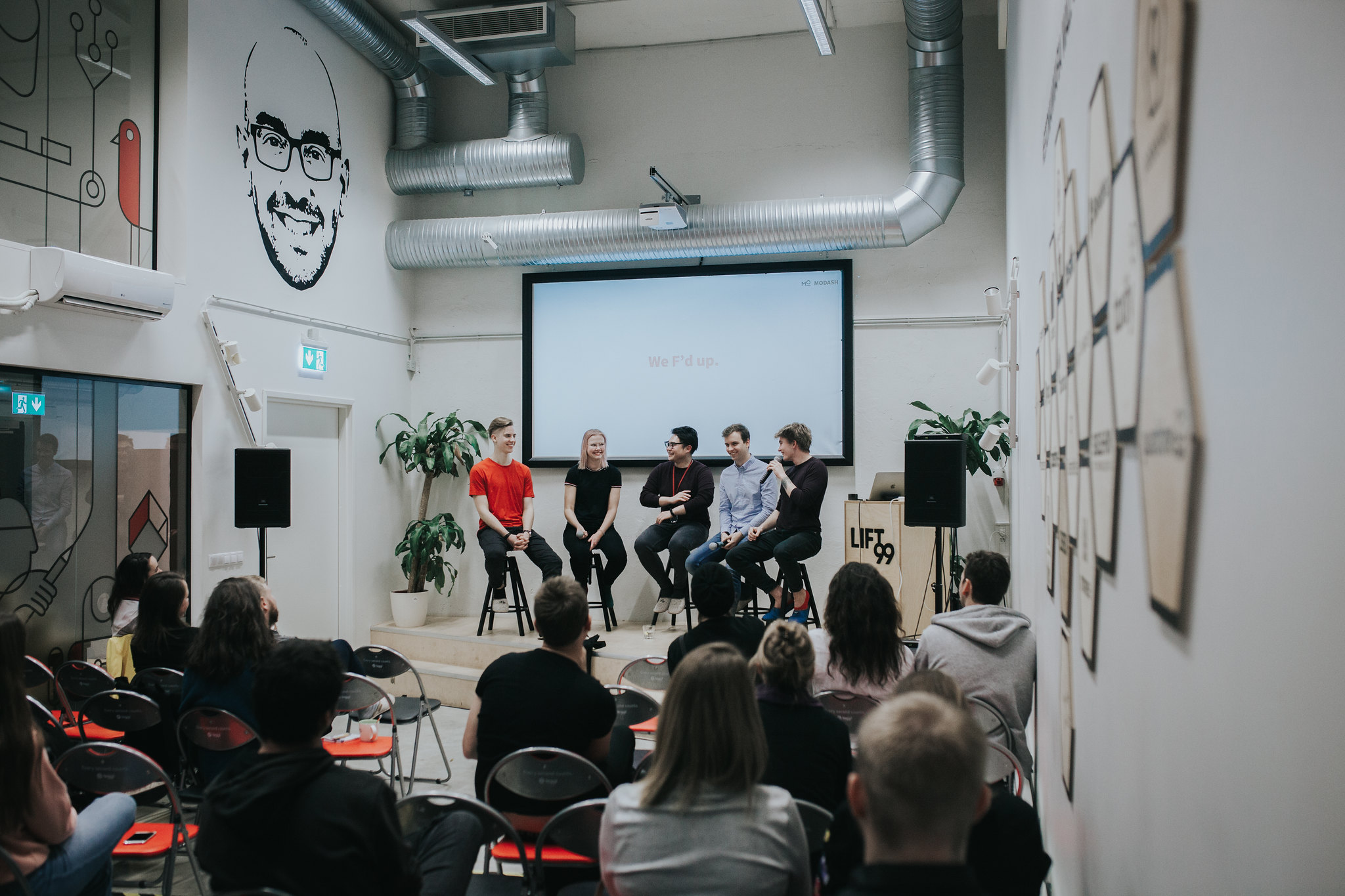 Startup Week Tallinn 2018