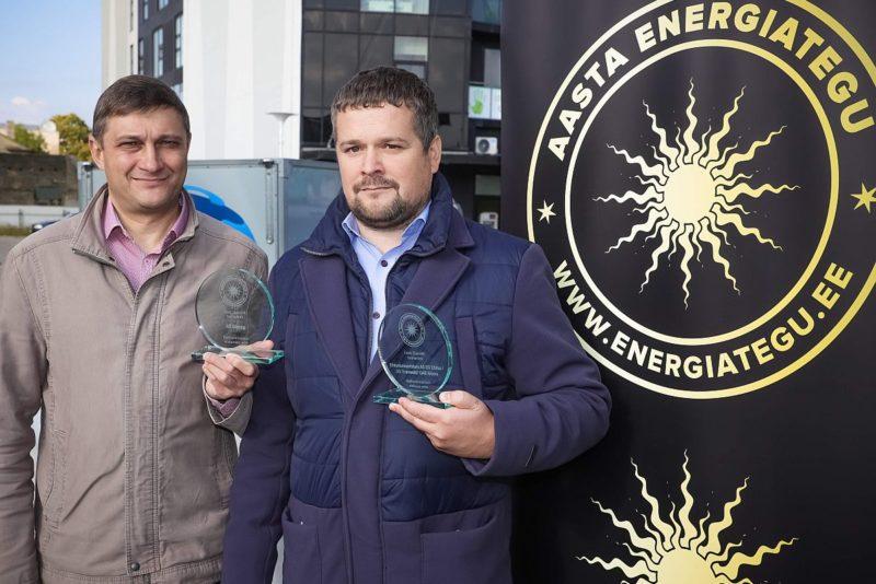 Rakveres selgusid aasta energiateod