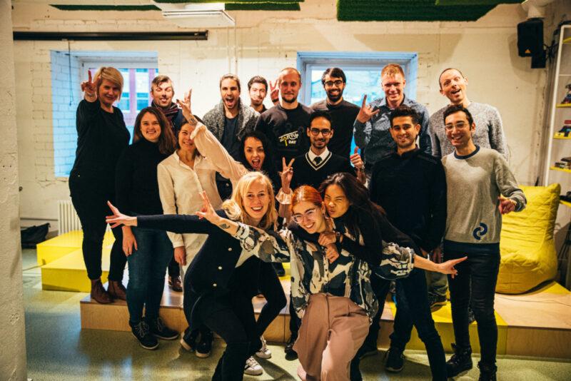 Startup Week tõi kokku 4000 inimest