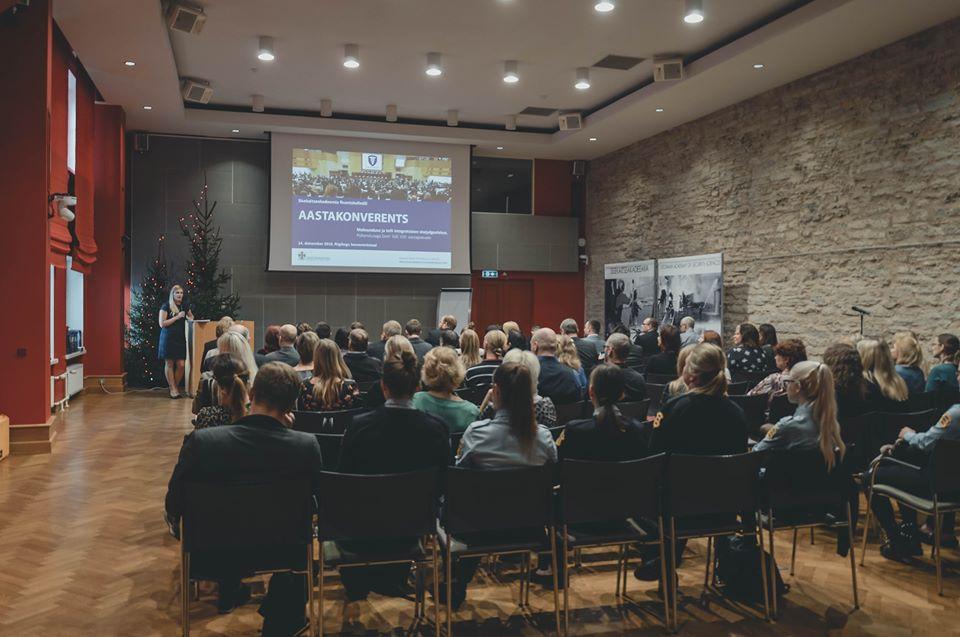 Finantskolledži konverents