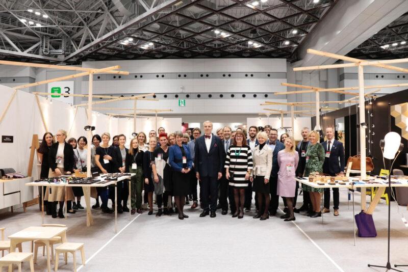 Eesti disaini- ja mööblifirmad osalevad Tokyo sisustusmessil