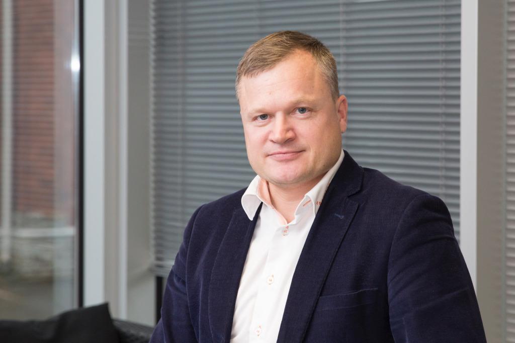 Datafoxi juhatuse liige ja finantsjuht Risto Kiilberg