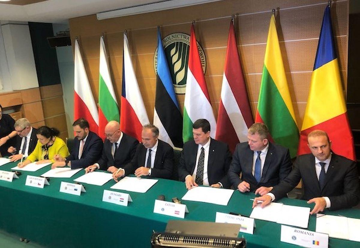 Põllumajandusministrid allkirjastasid Varssavis ühisdeklaratsiooni