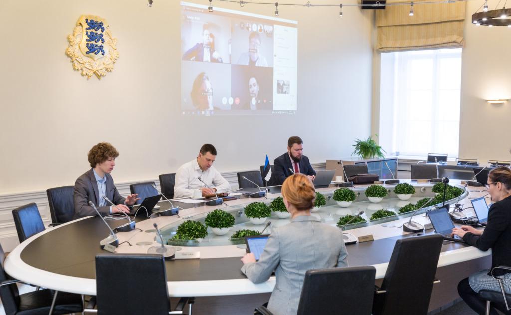 OLE TEADLIK I Ratas arutas ettevõtlusorganisatsioonidega koroonaviiruse majandusmõjusid