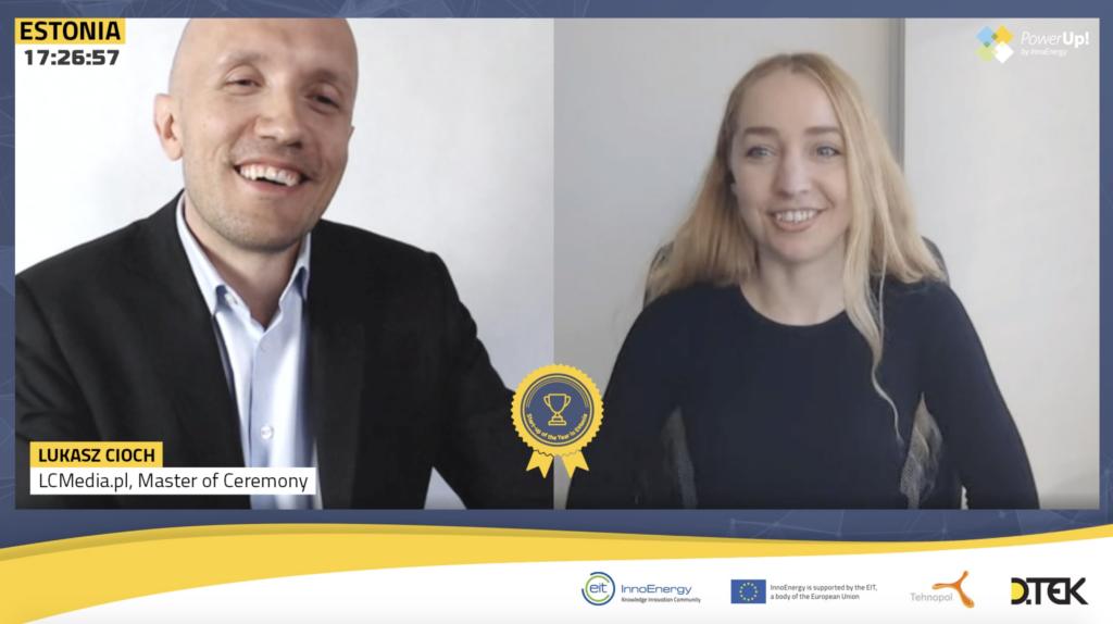 Võitja väljakuulutamine PowerUp! 2020 Eesti finaal