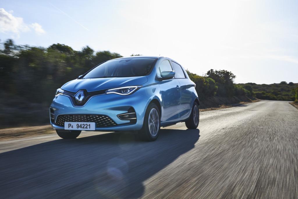 2019 – Essais presse Nouvelle Renault ZOE en Sardaigne