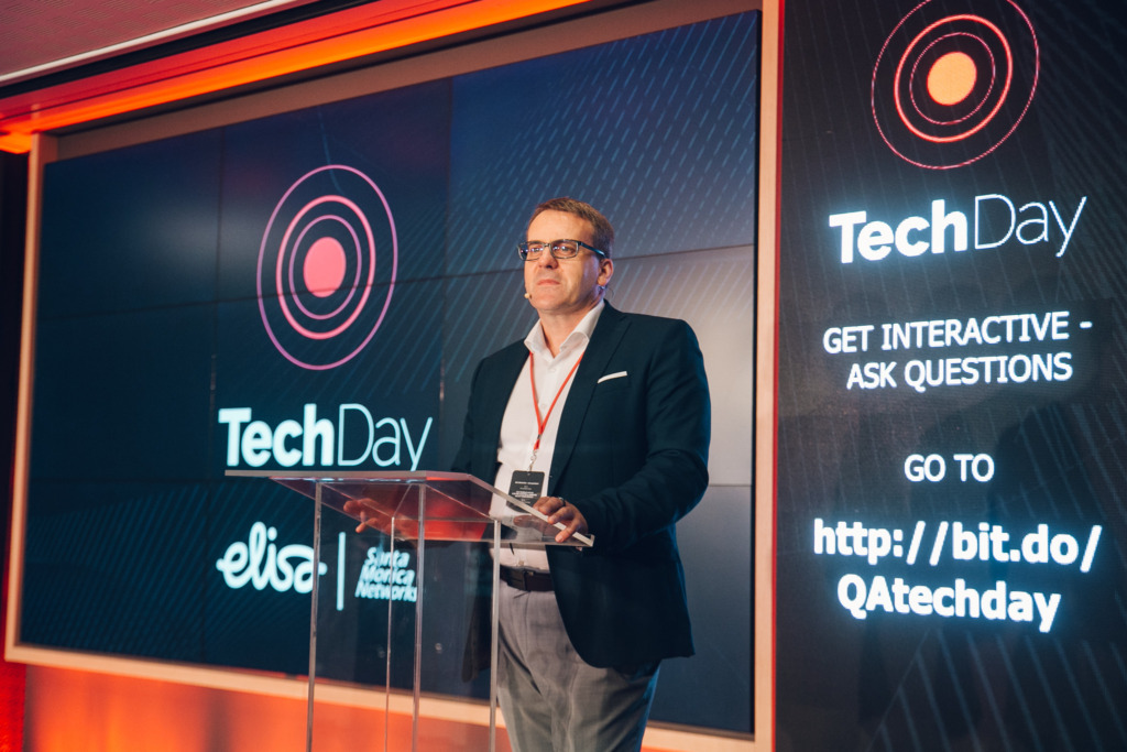 Techday 2019 – Margus Vaino