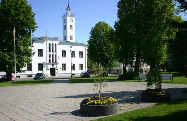 Viljandi Raekoda