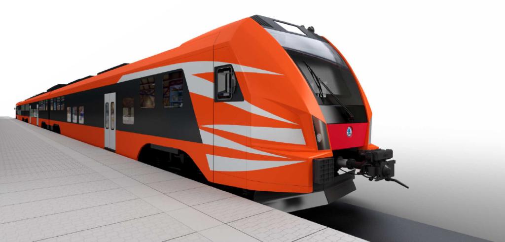 Uued rongid ehitab Elronile Škoda