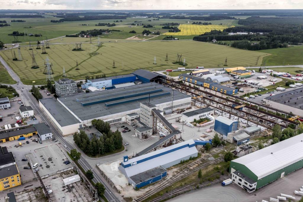 Esimesed keskkonnadeklaratsioonid Eesti betoonelemenditööstuses