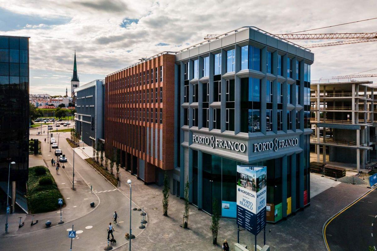Citybox Tallinna hotellis tagab kiire WiFi 151 tugijaama