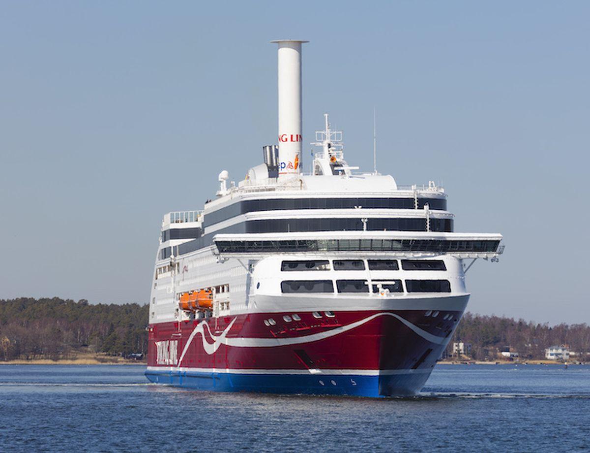 LAEVALIIKLUS I Viking Grace naaseb pühapäeval laevaliiklusse