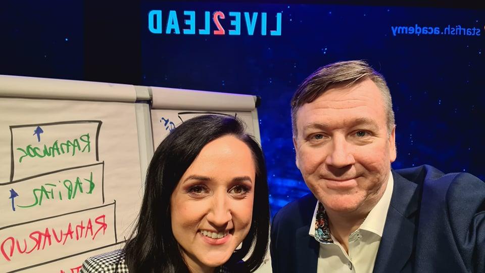 ALGAB KELL 9 I Täna toimub juba 6. korda Eestis Starfish Academy poolt korraldatav uue ajastu liidrite konverents LIVE2LEAD